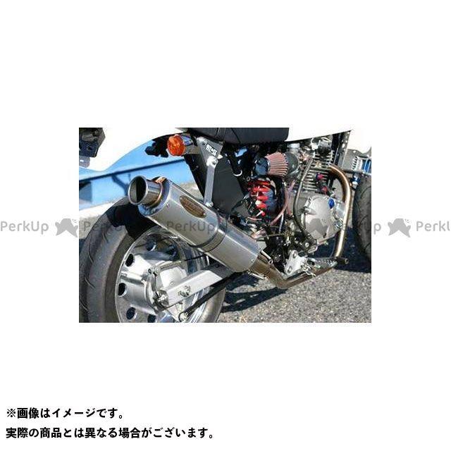 アウテックス エイプ50 マフラー本体 APE50用 マフラー OUTEX.R-ST