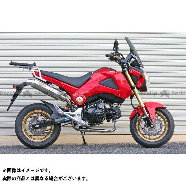 【特価品】アウテックス グロム グロム用 マフラー タイプ:OUTEX.R-SST-300 OUTEX