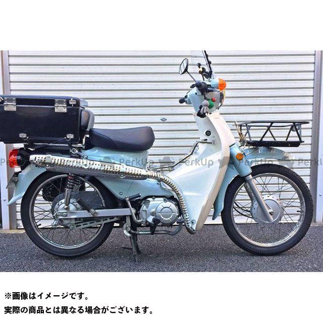 【特価品】アウテックス スーパーカブ110 スーパーカブ110(JA07) マフラー タイプ:OUTEX.R-STG-UP-P OUTEX