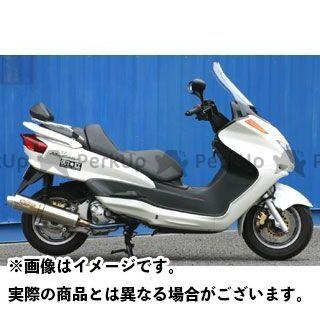 【無料雑誌付き】アウテックス マジェスティ New MAJESTY250(5GM/5SJ)用 マフラー タイプ:OUTEX.R-BST-CATALYZE OUTEX