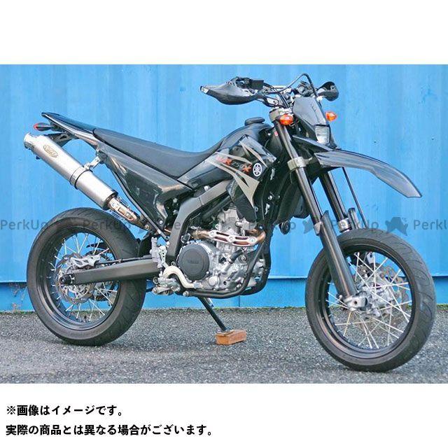 アウテックス WR250R WR250X WR250R/X用 マフラー OUTEX.R-SST 450mm 有