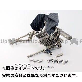ギルズツーリング 999 バックステップ関連パーツ バックステップ ハード