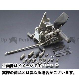 ギルズツーリング GSX-R1000 GSX-R600 GSX-R750 バックステップ プレッシャーSW P1.25付き ハード GILLES TOOLING