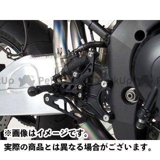 ギルズツーリング YZF-R1 バックステップ関連パーツ バックステップ プレッシャーSW付き ブラック