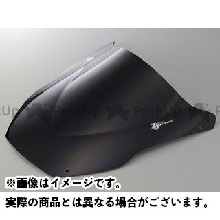 ゼログラビティ ニンジャZX-9R スクリーン ダブルバブル ダークスモーク