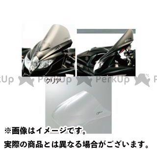 ゼログラビティ バンディット1200S バンディット1250S スクリーン スポーツツーリング クリア ZEROGRAVITY