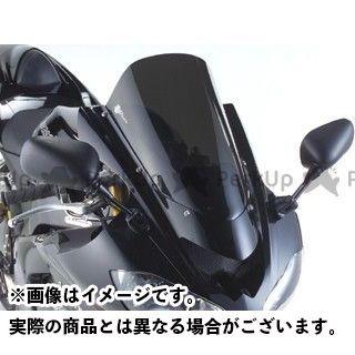 ゼログラビティ ニンジャZX-10R Z750S スクリーン スポーツツーリング クリア