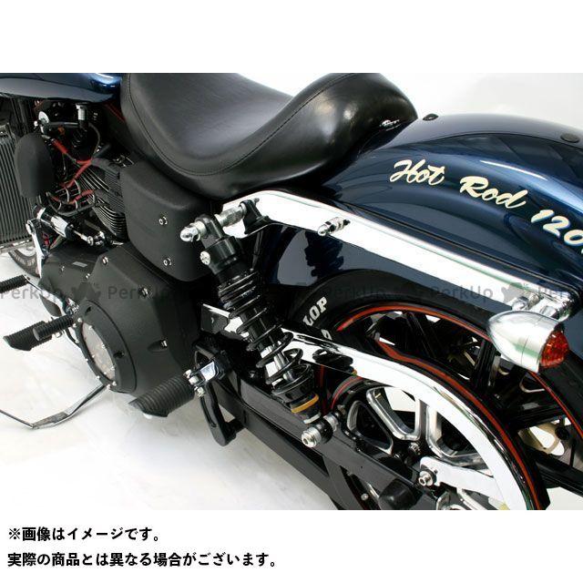 ハイパープロ FXD ダイナ スーパーグライド リアサスペンション関連パーツ ツインショック(エマルジョンタイプ)