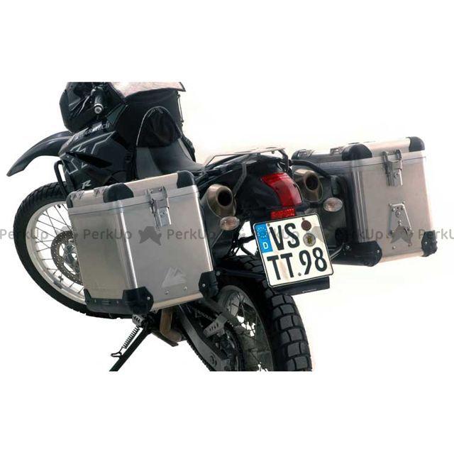 ツアラテック ZEGA-PROアルミニウムパニアシステム 45+45L Yamaha XT 660 R  TOURATECH