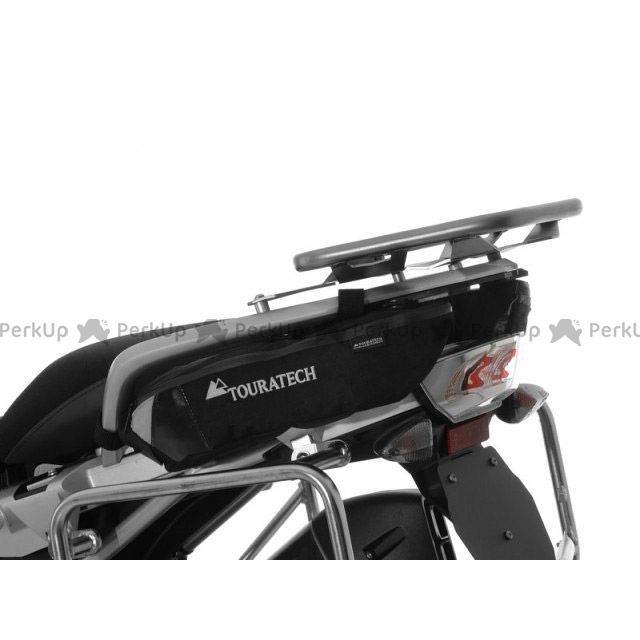 ツアラテック TOURATECH ラゲージラック用サイドバッグ(左右セット)【ラージサイズ】 R1200GS(2013-)