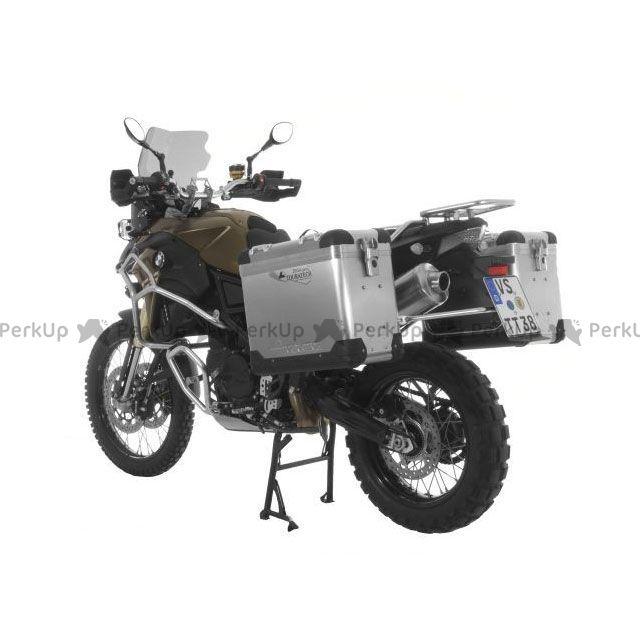 ツアラテック TOURATECH ZEGA-PRO2 アルミニウムパニアシステム 31+38L BMW F800GS/F700GS/F650GS(Twin)/ブラックフレーム