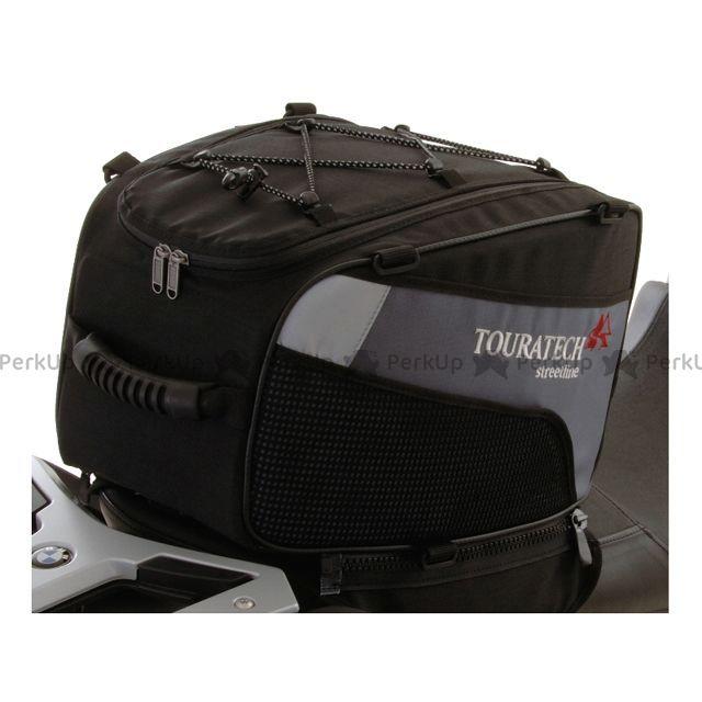 ツアラテック TOURATECH テイルラックバッグ 「New Style」 ユニバーサル 「STREETLINE」