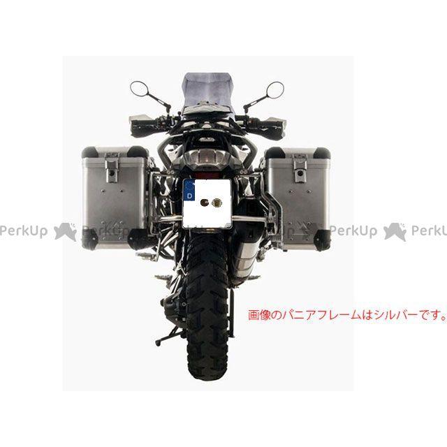 ツアラテック TOURATECH ZEGA Pro2 スペシャル アルミパニアシステム【アルミ無塗装】 38L+38L BMW R1200GS(13-)/R1200GS Adventure(14-)