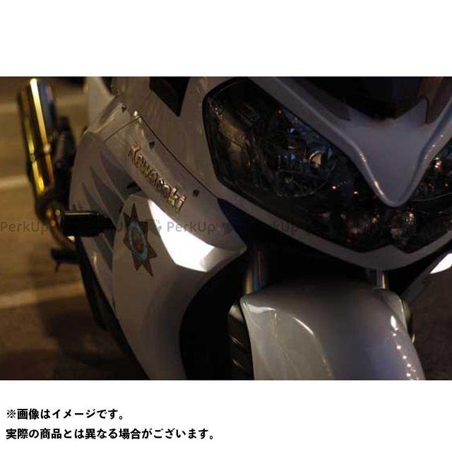 ボスコム BOSSCOMJAPAN ウインカー関連パーツ 電装品 ボスコム 1400GTR・コンコース14 デイライト内蔵LEDウインカーZ21  BOSSCOMJAPAN
