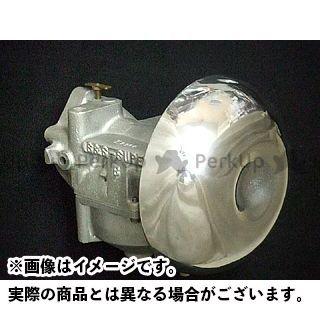 フォーク FORK エアクリーナー 吸気・燃料系 フォーク ハーレー汎用 3Dラウンド エアクリーナー プレーン for S&S E  FORK