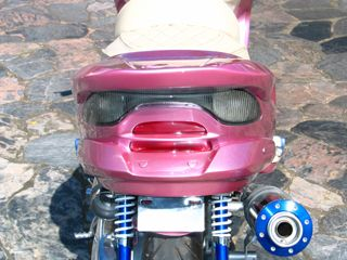 クローバー マジェスティ125 カウル・エアロ 125マジェスティ Rアンダーパーツ