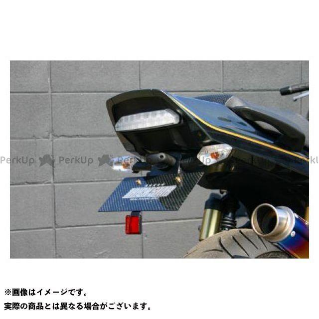 トリックスター ZRX1200ダエグ フェンダーレスキット(ブラック) TRICKSTAR