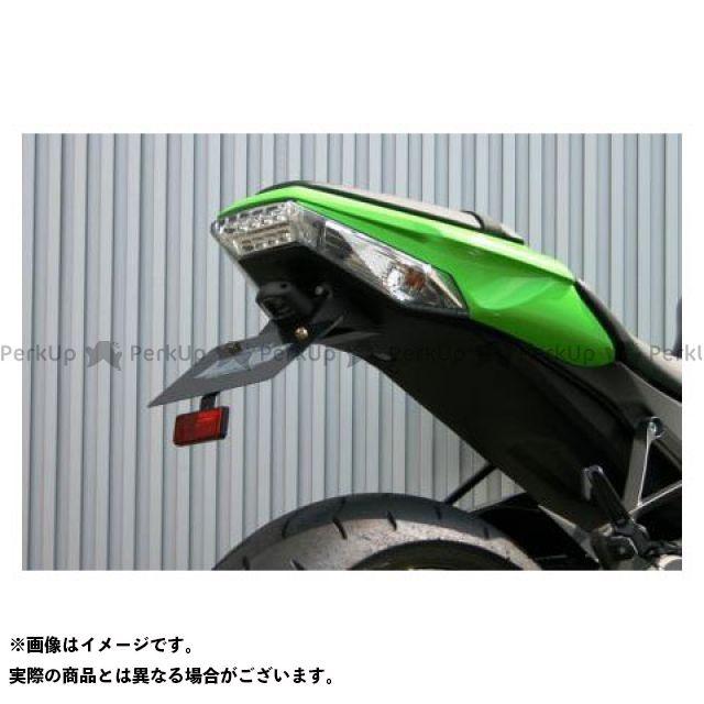 トリックスター ニンジャZX-10R フェンダーレスキット(ブラック) TRICKSTAR
