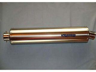 送料無料 スペクトラムパワー F800S F800ST マフラー本体 F800S/F800ST用フルチタンマフラー 焼き色無し