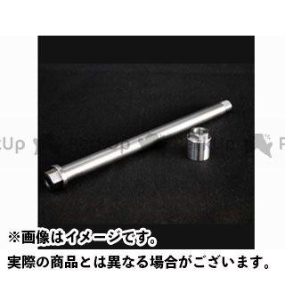 ディライト 特殊鋼熱処理加工済 ピボットシャフト・ナットセット  deLIGHT