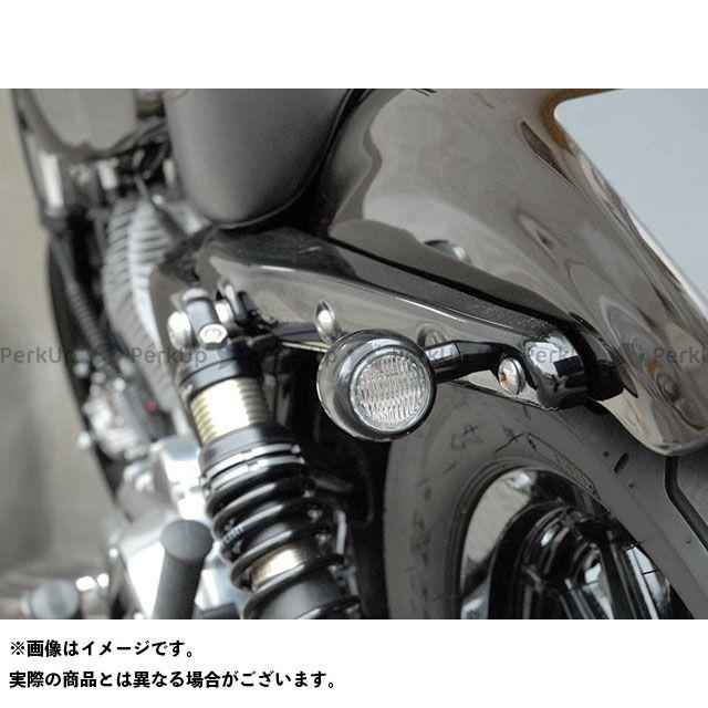 トランプ Tramp Cycle ウインカー関連パーツ 電装品 トランプ スポーツスターファミリー汎用 Round Type Turn Signal Black メーカー在庫あり Tramp Cycle