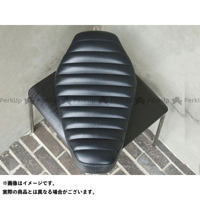 トランプ スポーツスターファミリー汎用 シート関連パーツ TSS-021P SOLO COBRA press type