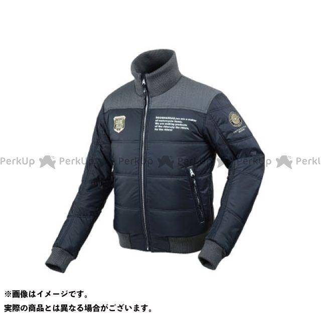 送料無料 ラフ&ロード ラフアンドロード ジャケット 2016-2017秋冬モデル RR7953 デュアルウォームジャケット ブラック L