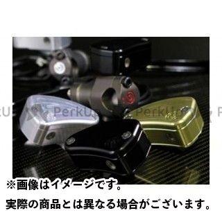 モトコルセ 汎用 BILLET FLUID TANK for brembo Radial Master ブレーキ・バーハンドル シルバー MOTO CORSE