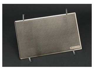モトコルセ 749 999 ラジエター関連パーツ TITANIUM PROTECTION SCREEN for RADIATOR-DUCATI 749/999