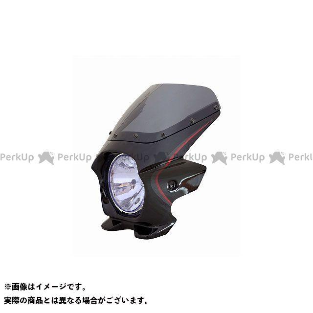 ブラスター2 CB1100 ビキニカウル CB1100(14) BLACK STYLE(グラファイトブラック ストライプ) スタンダード BLUSTER2