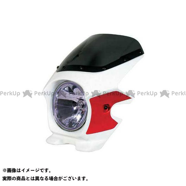ブラスター2 CB1300スーパーフォア(CB1300SF) ビキニカウル CB1300SF Special(01) カラー:パールフェイドレスホワイト/キャンディアラモアナレッドU(CB1100R(RD)カラー) スクリーン仕様:エアロ BLUSTE…