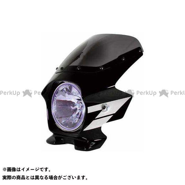 ブラスター2 CB1300スーパーフォア(CB1300SF) ビキニカウル CB1300SF(03) カラー:ブラック/フォースシルバーメタリック(ウイングライン) スクリーン仕様:エアロ BLUSTER2