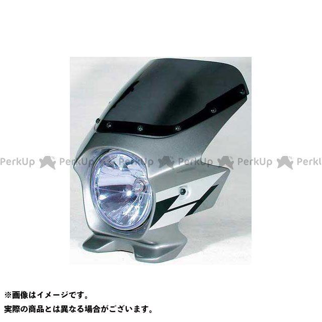 ブラスター2 CB1300スーパーフォア(CB1300SF) ビキニカウル CB1300SF(06) カラー:アイアンネイルシルバーメタリック(ウイングライン) スクリーン仕様:スタンダード BLUSTER2