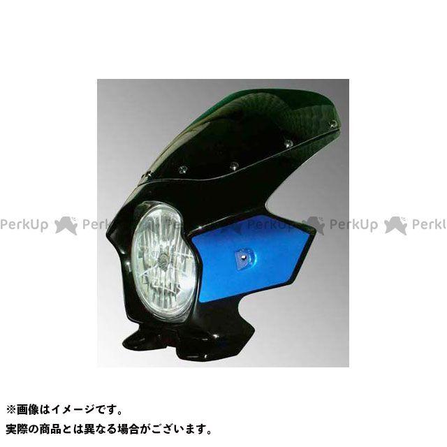 ブラスター2 CB1300スーパーフォア(CB1300SF) ビキニカウル CB1300SF(08) ダークネスブラックメタリック/キャンディタヒチアンブルー スタンダード BLUSTER2