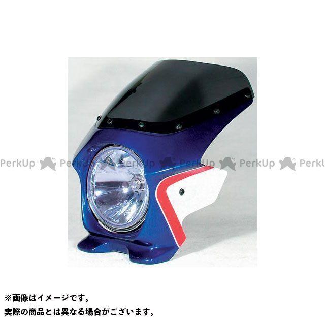 ブラスター2 CB400スーパーフォア(CB400SF) ビキニカウル CB400SF SPEC 3/Revo(06-07) カラー:パールヘロンブルー(ツートン) スクリーン仕様:スタンダード BLUSTER2