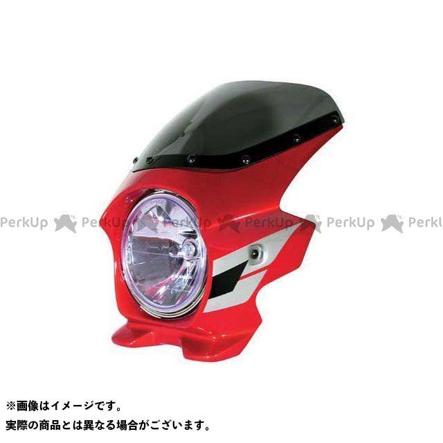 ブラスター2 CB400スーパーフォア(CB400SF) ビキニカウル CB400SF SPEC 3(05-06) カラー:キャンディグローリーレッドU(ウイングライン) スクリーン仕様:スタンダード BLUSTER2