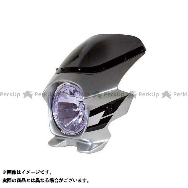 ブラスター2 CB400スーパーフォア(CB400SF) ビキニカウル CB400SF SPEC 3(05-06) カラー:デジタルシルバーメタリック(ウイングライン) スクリーン仕様:スタンダード BLUSTER2