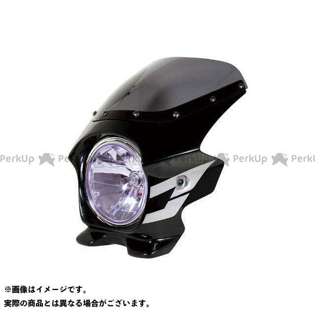 ブラスター2 CB400スーパーフォア(CB400SF) ビキニカウル CB400SF SPEC 3(05-06) カラー:パールプリズムブラック(ウイングライン) スクリーン仕様:エアロ BLUSTER2
