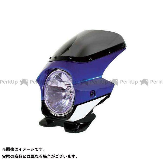 ブラスター2 XJR1300 ビキニカウル XJR1300(03) ディープパープリッシュブルーメタリックC(ストロボ) エアロ BLUSTER2