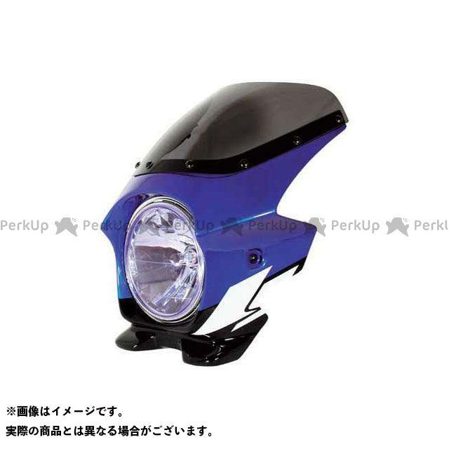 ブラスター2 XJR1300 ビキニカウル XJR1300(04) カラー:ディープパープリッシュブルーメタリックC(ストロボ) スクリーン仕様:スタンダード BLUSTER2