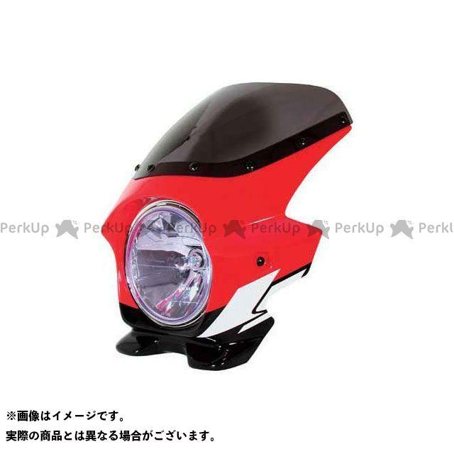 ブラスター2 XJR1300 ビキニカウル XJR1300(04) カラー:ビビッドレッドカクテル1(ストロボ) スクリーン仕様:スタンダード BLUSTER2