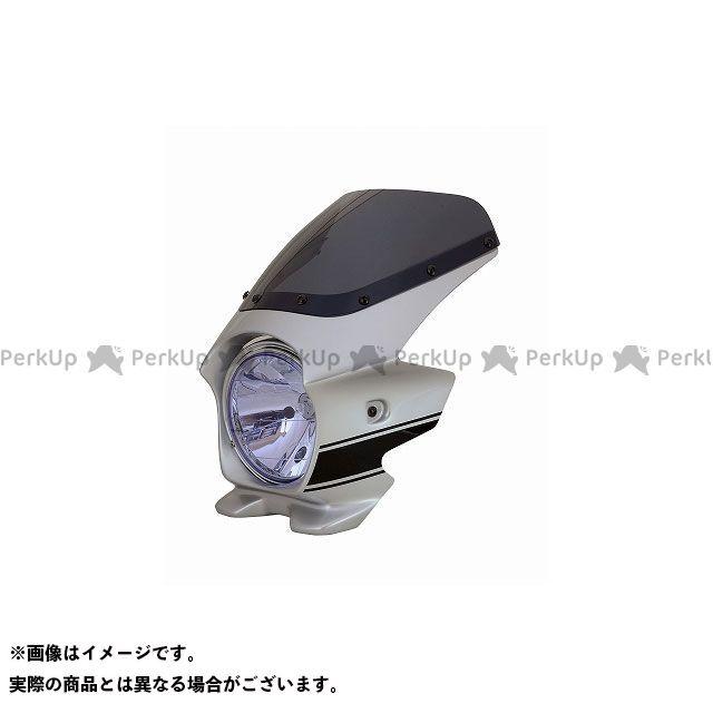 ブラスター2 XJR1300 ビキニカウル XJR1300(15) カラー:シルバーメタリック1(ストライプ) スクリーン仕様:スタンダード BLUSTER2
