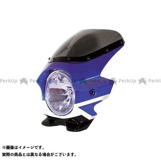 ブラスター2 XJR1300 ビキニカウル XJR1300 カラー:ディープパープリッシュブルーメタリックC(ストロボ) スクリーン仕様:スタンダード BLUSTER2