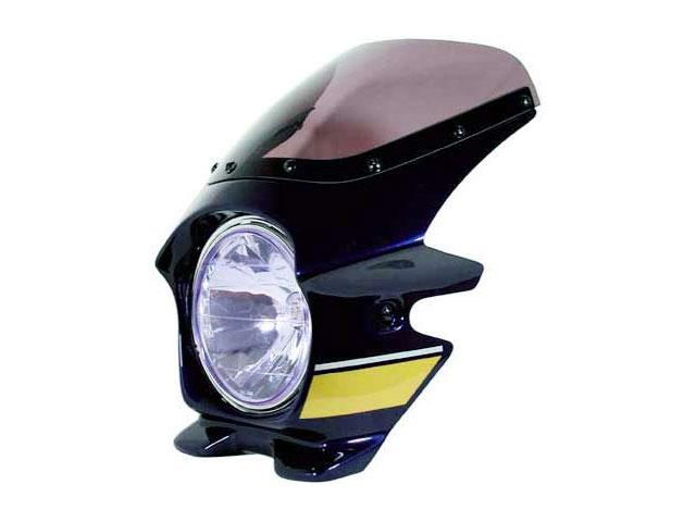 送料無料 ブラスター2 ゼファー1100 ゼファー1100RS カウル・エアロ ビキニカウル ZEPHYR 1100/RS(輸出仕様) キャンディーアトランティックブルー エアロ