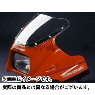 ナイトロレーシング GPZ750R ニンジャ900 レーシングスクリーン カラー:スモーク NITRO RACING