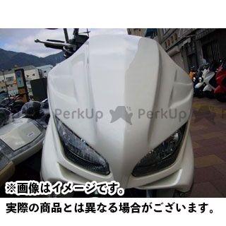 コタニ フォルツァX フォルツァZ カウル・エアロ FORZA(MF08)用 イーグルマスク 2006年以降 純正塗装済(シルバー) Ztype