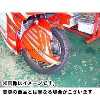 コタニ フォルツァX フォルツァZ FORZA(MF08)用牙フェンダー 純正塗装済(赤) Ztype KOTANI MOTORS