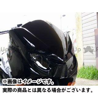コタニ フォルツァX フォルツァZ FORZA(MF10)用グリッターマスク 純正塗装済(黒) Ztype KOTANI MOTORS