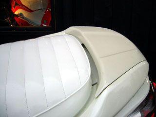 コタニ フォルツァX フォルツァZ カウル・エアロ FORZA(MF08)用スムージングパネル 純正塗装済(シルバー) Ztype