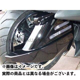 コタニ マグザム MAXAM用牙フェンダー カラー:純正塗装済ブラック 型式:SG21J KOTANI MOTORS